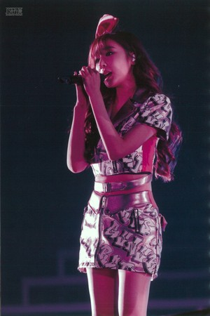 Girls Generation Tiffany The Best Live at Tokyo Dome
