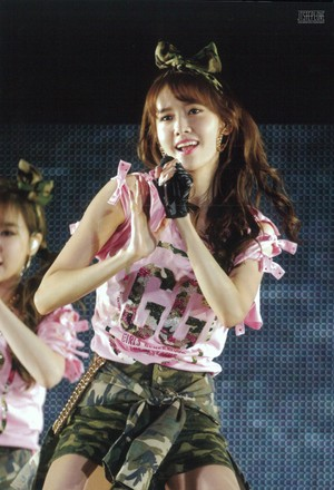 Girls Generation Yoona The Best Live at Tokyo Dome