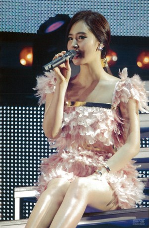Girls Generation Yuri The Best Live at Tokyo Dome