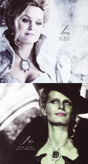 Glinda and Zelena