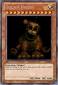 Golden Freddy in YuGiOh card (FNAF)