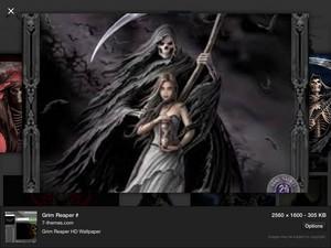 Grim's amor