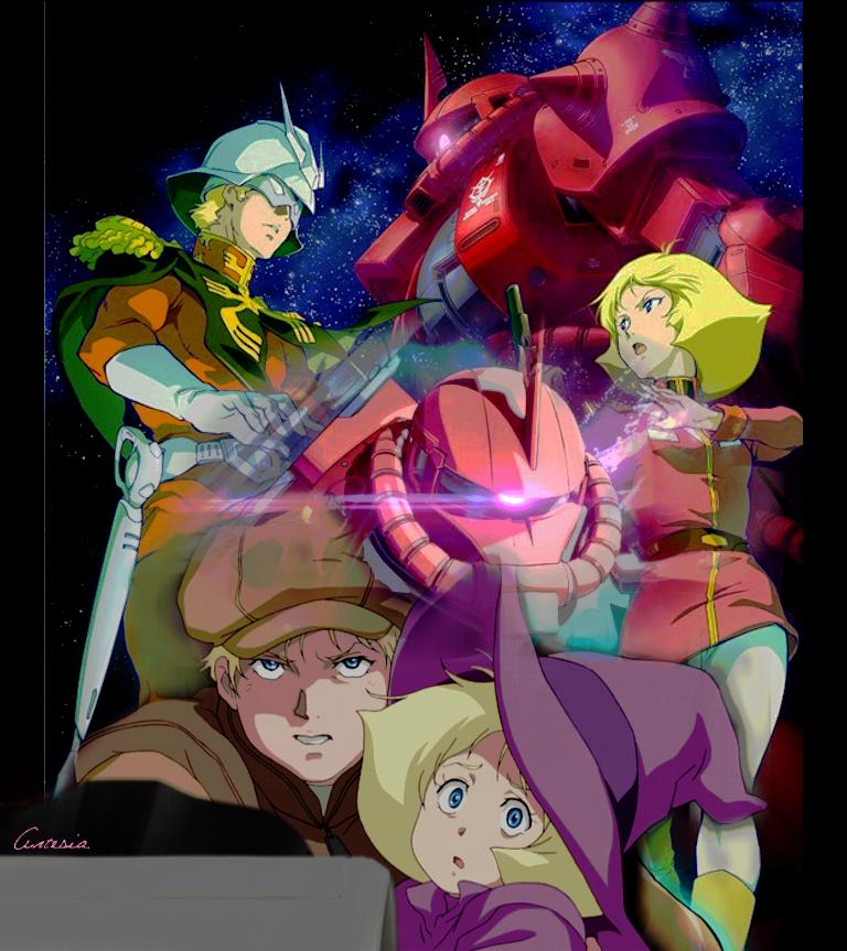 Gundam the Origin I