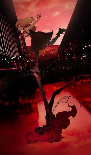 Hajime Ichinose and Berg Katze | Gatchaman Crowds