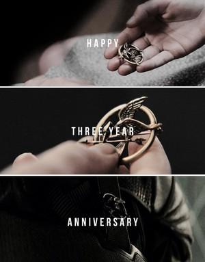 Happy Three Year Anniversary