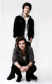 Harry and Zayn - one-direction photo