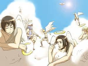 Hetalia Heaven ou Hell?