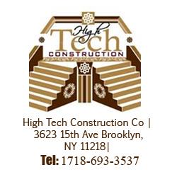 High Tech Construction Company New Jersey