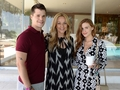 Holland attends Moet Ice Imperial At The Zoe Berichten And DVF Brunch, Hosted Von Rachel Zoe