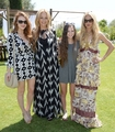 Holland attends Moet Ice Imperial At The Zoe laporan And DVF Brunch, Hosted oleh Rachel Zoe