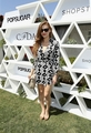 Holland attends POPSUGAR and CFDA brunch, café da manhã