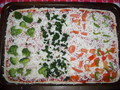 Homemade Pizza (Uncooked) - pizza photo