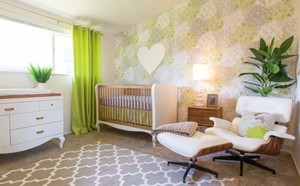 How to デザイン a Nursery