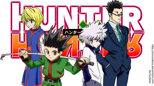 Hunterhunter hunter x hunter hd and hunterhunter containing called hunter x hunter voltagebd Gallery