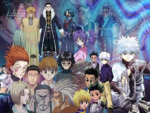 Hunter x Hunter wallpaper possibly containing anime called Hunter x Hunter