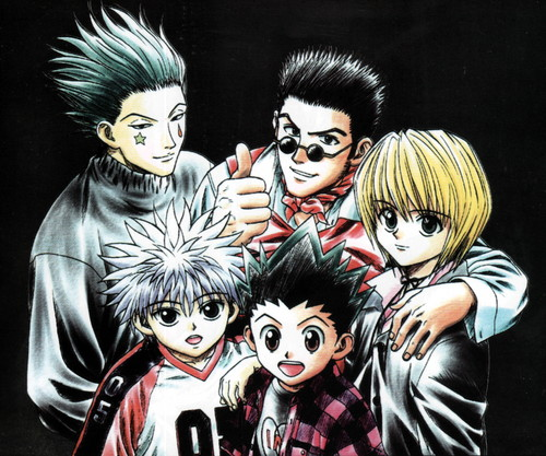 Hunter x hunter images hunter x hunter hd wallpaper and background hunter x hunter wallpaper possibly with anime entitled hunter x hunter voltagebd Gallery