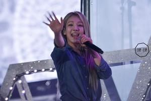 Hyoyeon at SMTWON Taiwan