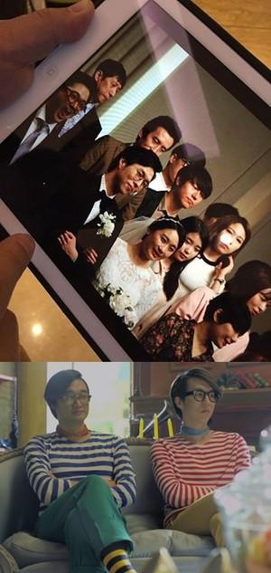 "IU attended ""Peppertones"", Jae Pyung's wedding"