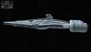 Imperial Light کروزر Concept Art