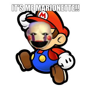 It's me,Marionette!
