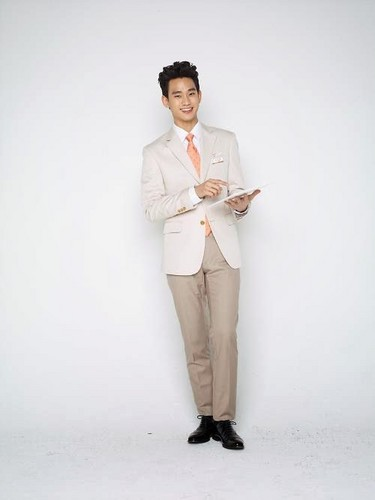 Kim SooHyun wallpaper containing a well dressed person entitled Jeju Air releases the promotional pictorial for their newest face, actor Kim Soo Hyun