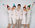 Jeju Air releases the promotional pictorial for their newest face, actor Kim Soo Hyun - kim-soohyun photo