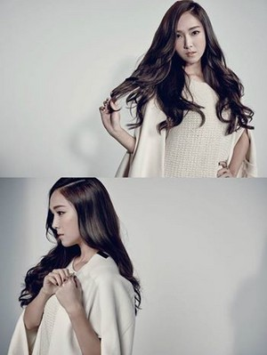 Jessica Jung - ELLE Taiwan April 2015