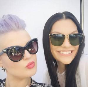 Jessie J and Kelly