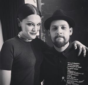 Jessie j and Joel