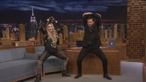 Jimmy Fallon mostrar
