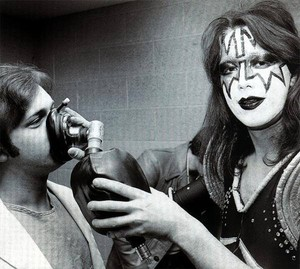 KISS....Alive Tour...Cobo Hall Arena ~ Detroit Michigan ~ January 25, 1976