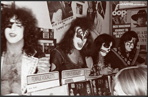 kiss ~Grand Blanc, Michigan...June 12, 1974