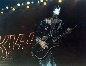 Kiss ~Omaha, Nebraska...November 30, 1977