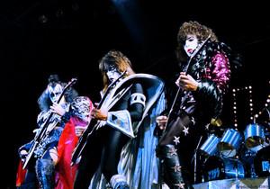 Kiss ~September 1980