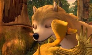 Kate hugging paddy