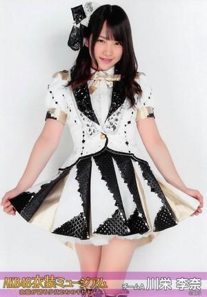 Kawaei Rina - AKB48 Costume Museum