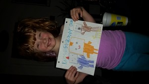 Kaylees picture for Stampy