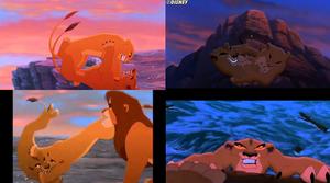 Kiara vs Zira