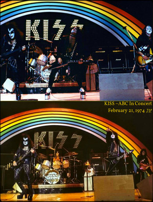Kiss…ABC in concert ~February 21, 1974