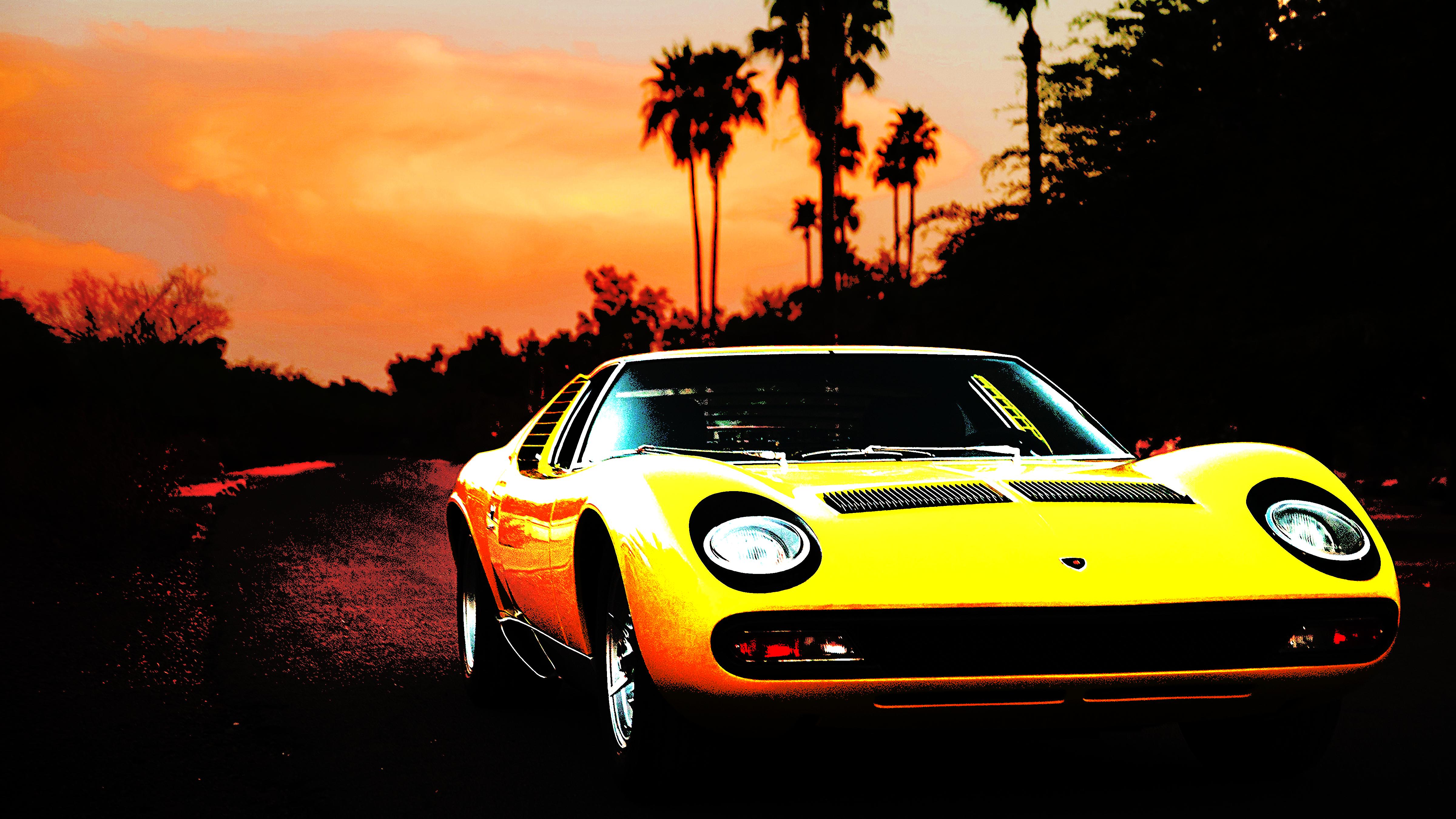 Lamborghini Miura Wallpaper Lamborghini Wallpaper 38338082 Fanpop