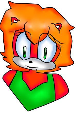 Lana the Fox Headshot