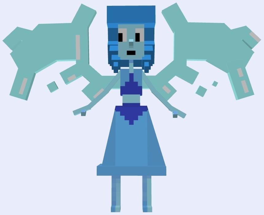 Lapis Lazuli - মাইন ক্র্যাফট