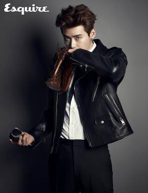 Lee Jong Seok for Esquire Korea's April 2015 Issue