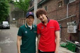 Lee Kwang soo Yoo Jea Suk