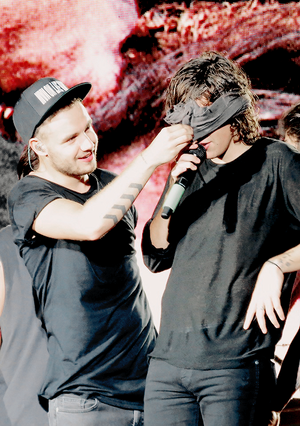 Liam and Harry