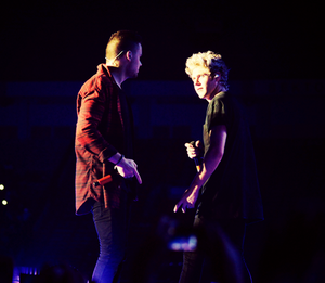Liam and Niall