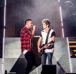 Liam and Nialler