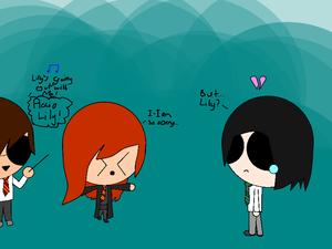 Lily x Snape