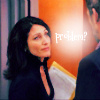 House M.D. photo containing a portrait entitled Lisa Cuddy