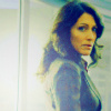 House M.D. photo with a portrait titled Lisa Cuddy
